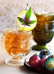Marijuana Meets Moonshine