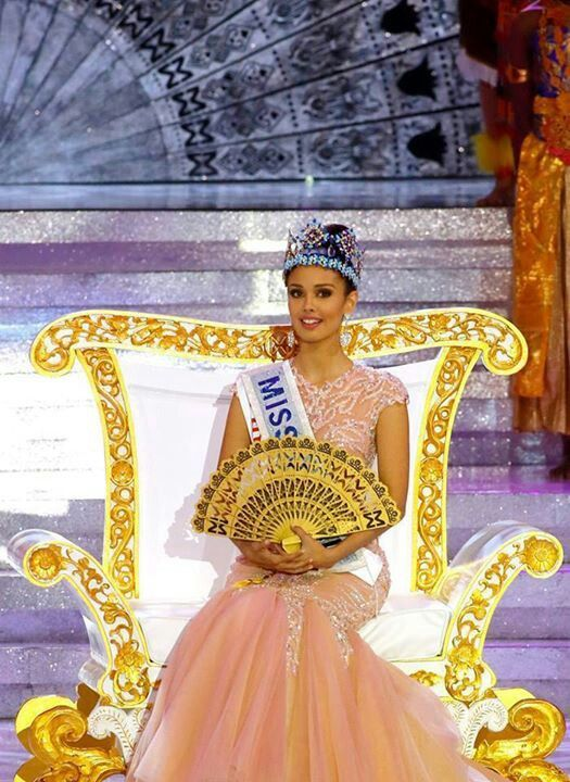 Miss World 2013 Meagan Young from the Philippines!