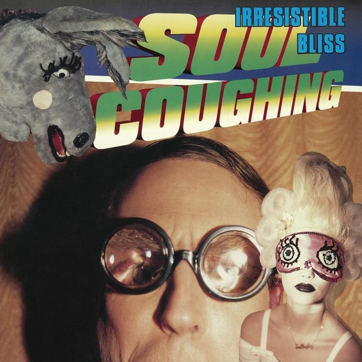 Soul Coughing - Irresistible Bliss 180g LP