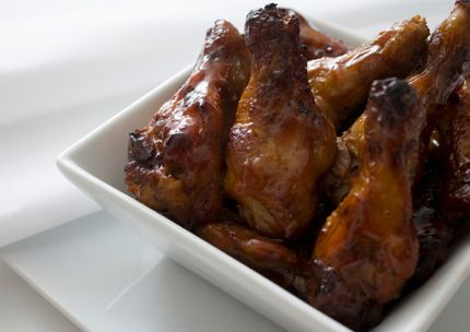 Baked Black Bean Wings   Recipes with SPLENDA® Sweetener Products