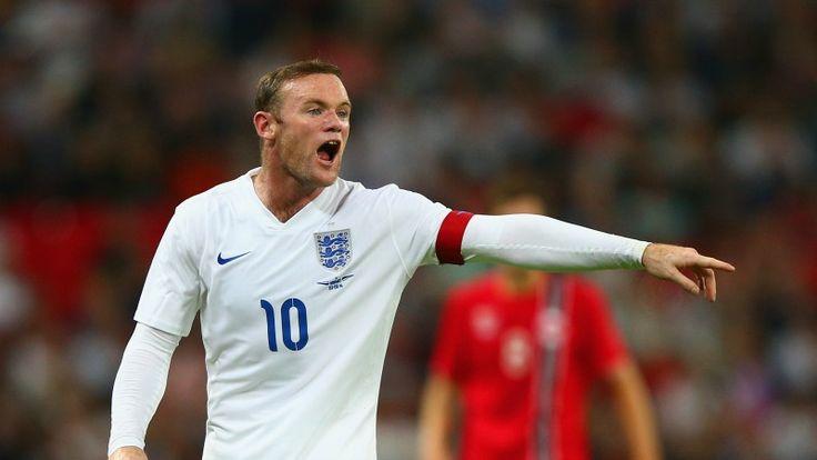 Agen Bola - Rooney Ingin Juarai Piala Eropa