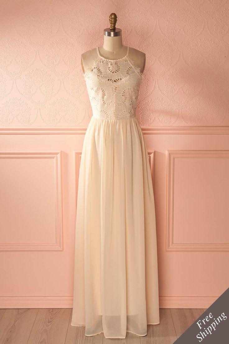 Les 25 meilleures id es de la cat gorie jupe de toile sur for Maxi robes florales pour les mariages