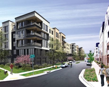 4 story building, mixed use, modern living - Google Search