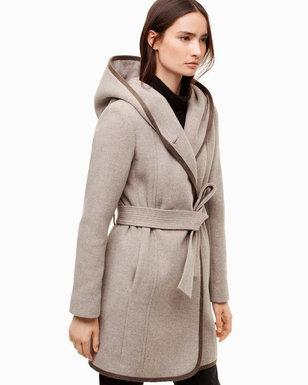 Wilfred Borda Coat, $325