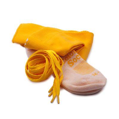 Ochre Yellow - Ochre Yellow by ColorMeSocks™