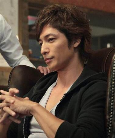 "Hiroshi Tamaki 玉木宏 fujiTV SPdrama ""天才探偵ミタライ"""