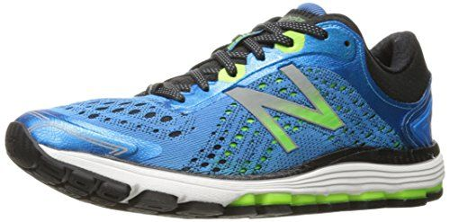 83d46080535 New Balance Mens 1260V7 Running Shoe Bolt BlueEnergy Lime 11 2E US     See  this great product. (This is an affiliate link)