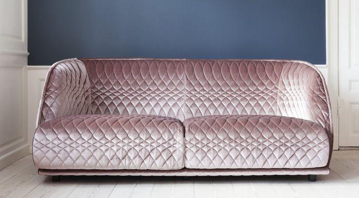 Gorgeous sofa, interior desing