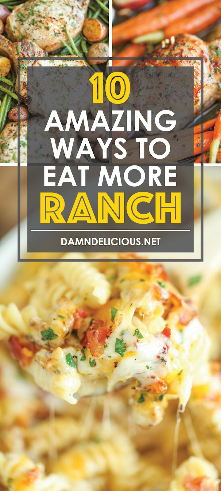 10 Amazing Ways to Eat More Ranch