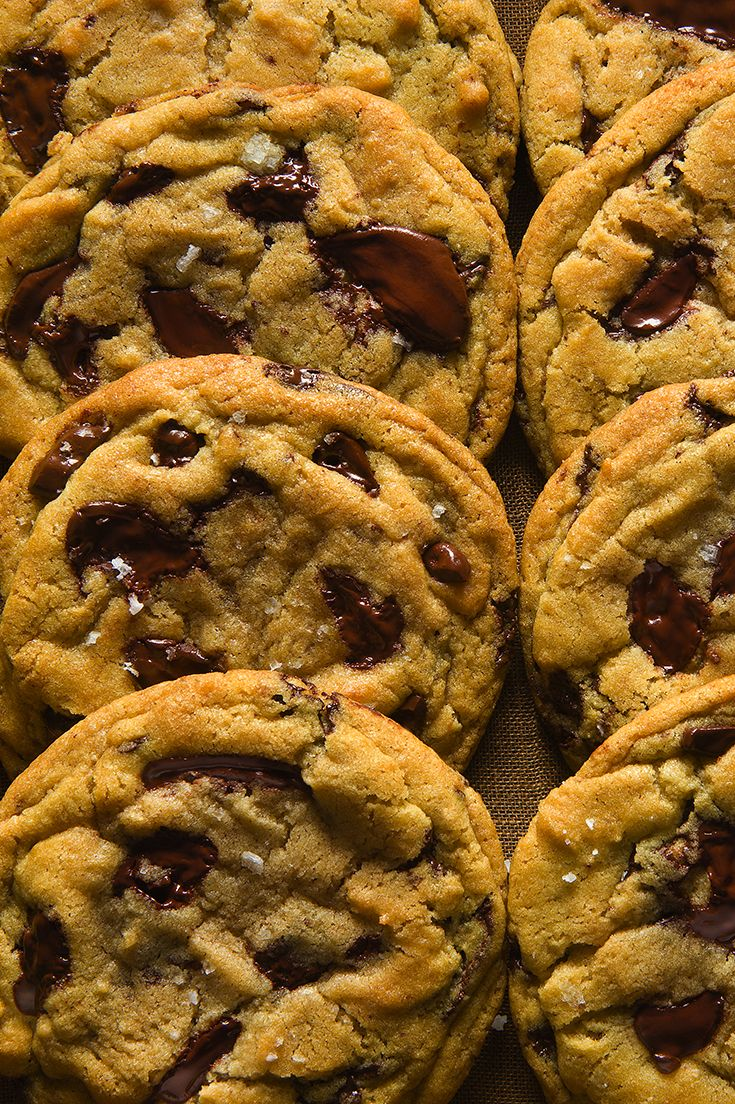 You'll have to plan ahead: after assembling the dough, you must chill it for at least 24 hours before baking it, and preferably up to 36. This allows the dry ingredients time to soak up the wet ones, which results in a firmer dough. It leads to a marvelously chewy, chocolate-rich cookie. (Photo: Francesco Tonelli for The New York Times)
