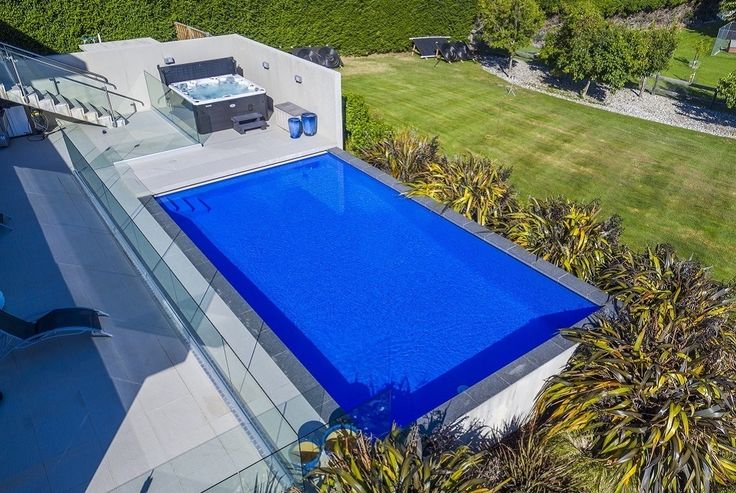 swimming pool by Mayfair Pools Central Otago