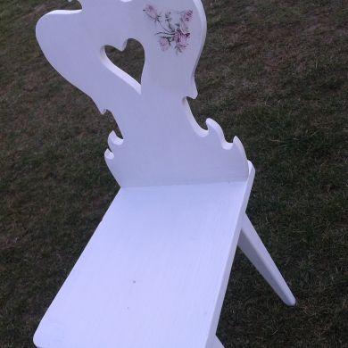 Ja spravím Drevené stoličky v romanticko... za 35€ | Jaspravim.sk