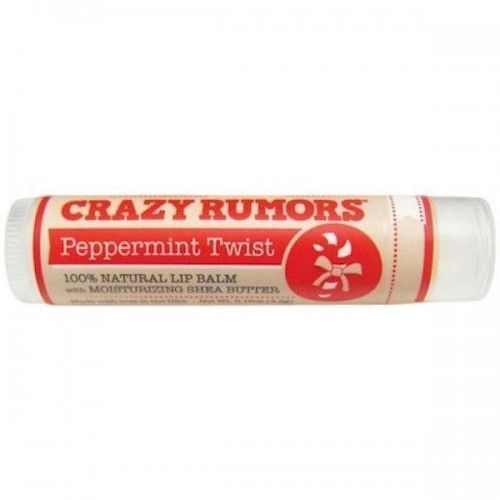 Crazy Rumors Lip Balm - Peppermint Twist
