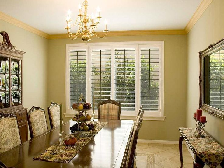High Quality Your Dining Room Is That Special Space Where You Break Bread With Friends  And Loved Ones. Window CoveringsWindow ...