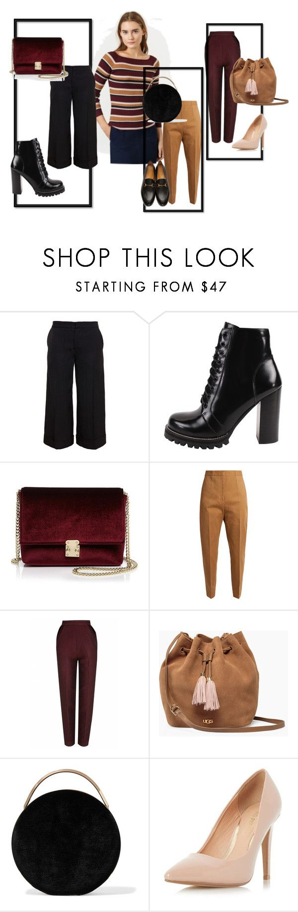 """Z"" by alena-mendesh on Polyvore featuring мода, Marni, Jeffrey Campbell, KC Jagger, Jil Sander, The 2nd Skin Co., UGG, Eddie Borgo, Dorothy Perkins и Gucci"