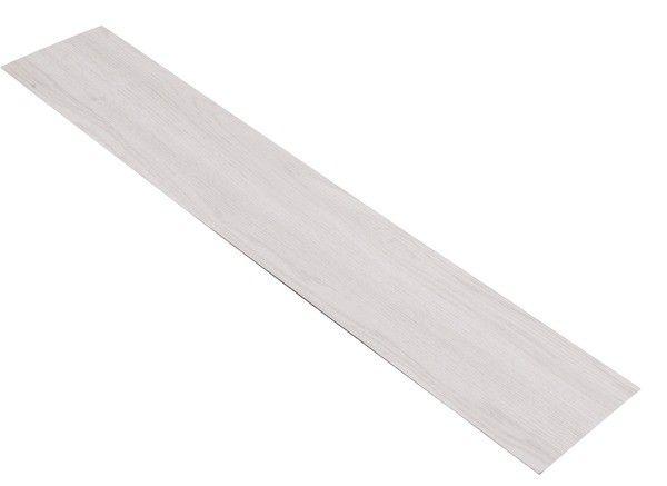 LAME PVC ADHÉSIVE DÉCOR IMITATION CHÊNE ANTIQUE, 91,4 x 15,2 CM SOL CUISINE ENTREE SALON BUREAU SAS CHAMBRE