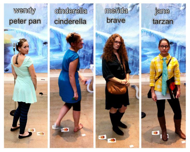 easy disney Costumes | Easy Disney Character Costume Ideas