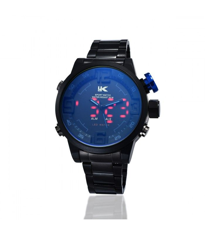 Yaki Orologio da Polso Uomo 931 - Yaki Watches Shop