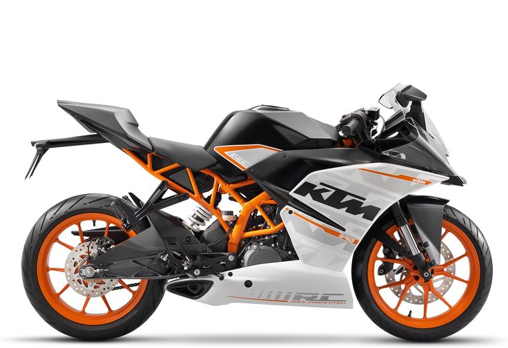 Adventure, Purity, Performance, Extreme - KTM is READY TO RACE