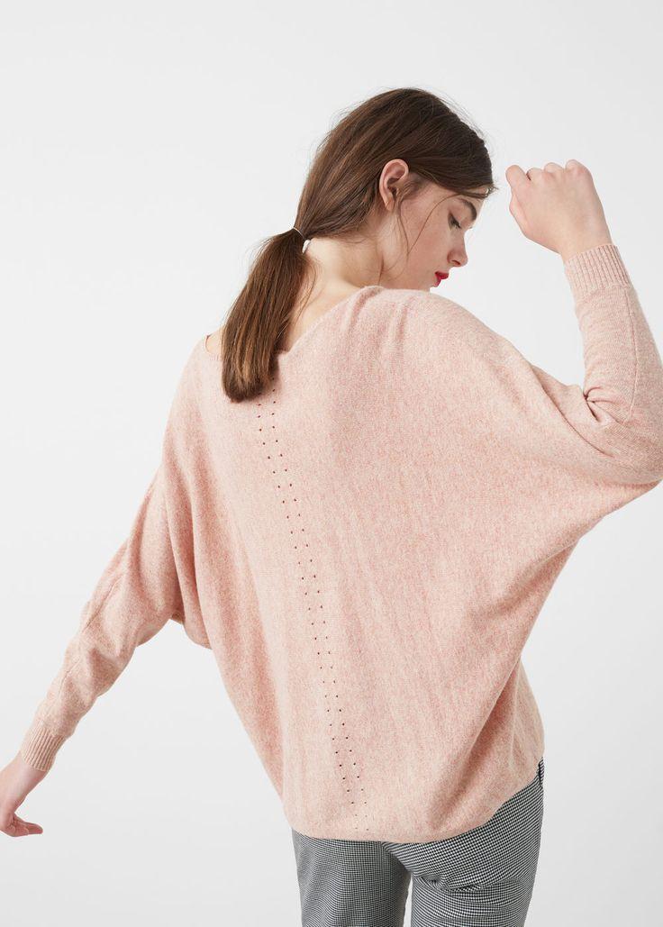 Katoenen trui | MANGO