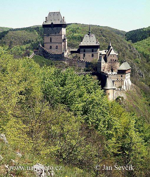 Castle Karlštejn - Czech Republic