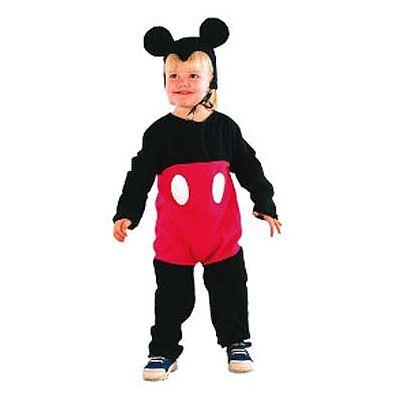 Zeer voordelig muis kostuum voor kinderen. Dit leuke muis kostuum met een jumpsuit en een hoofdstuk maken het totaal voor een schattig kinder outfit.