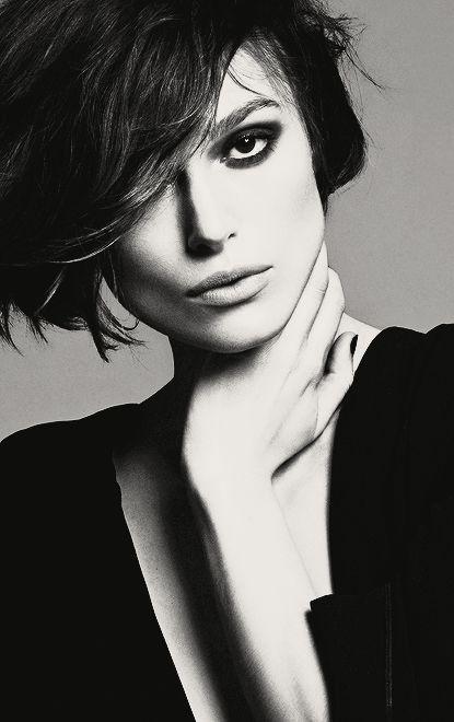 Keira Christina Knightley (n. 1985) es una modelo y actriz británica #KeiraKnightley