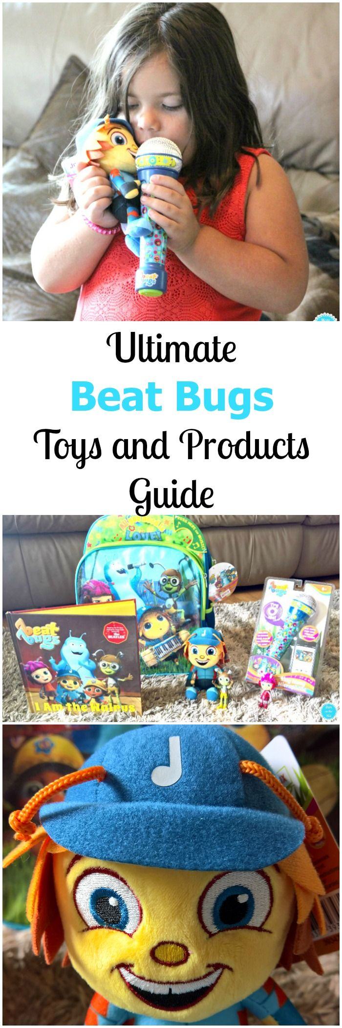 "The Netflix Kids Original ""Beat Bugs"" is a favorite in our house! This Ultimate Beat Bugs Toys and Products is loaded with great stuff, including Beat Bugs Halloween Costumes! #ad StreamTeam"