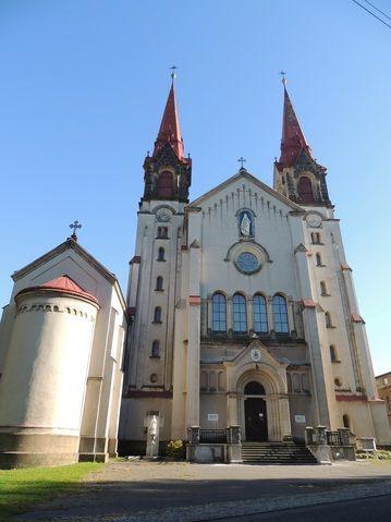 Filipov-Jiříkov,Bazilika Filipov