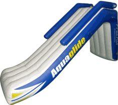 Aquaglide Pontoon Boat Slide - Even tho Kerry won't let me get it :(!!