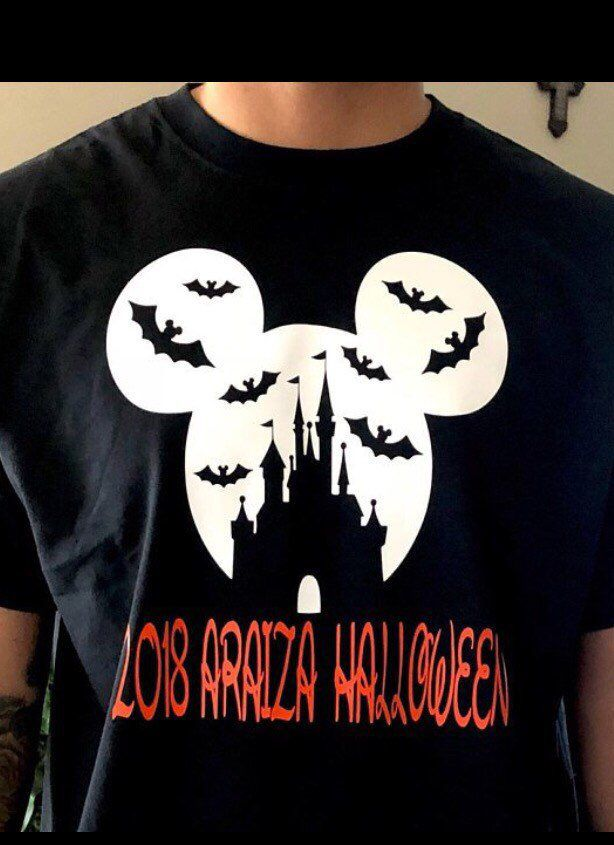 Disney Halloween Shirts Etsy.Disney Family Shirts Disney Iron On Vinyl Iron On Decals