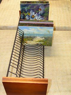 Painting My World: An Easy (and cheap) Way to Store Wet Paintings