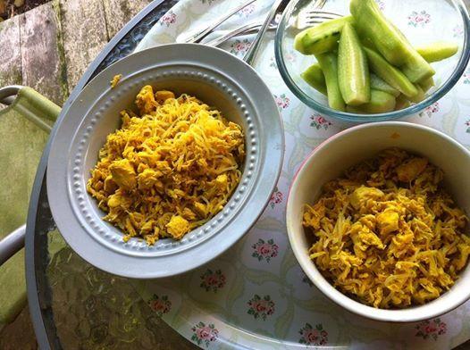 NoCarb angyalhaj thai csirkével Pletser Ádámtól!   Klikk a képre a receptért!