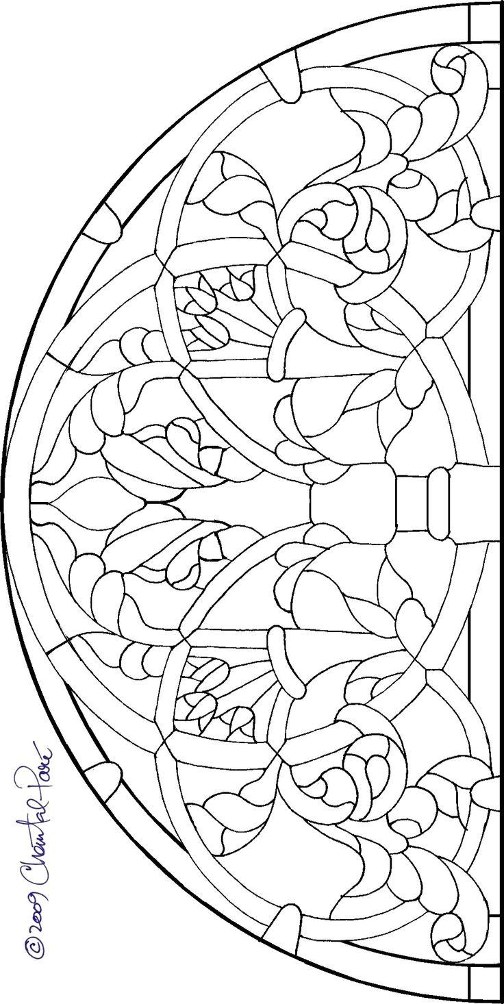 pin von catwisle auf bleiverglasungen | glasmalerei