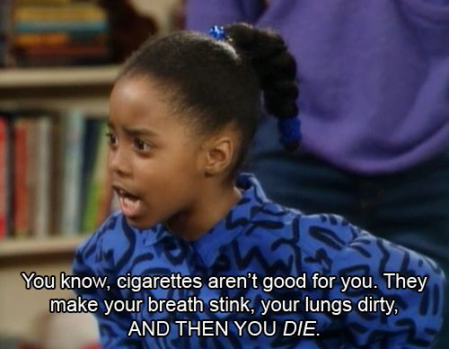 "This important health tip: | 23 Life Lessons You Learned From ""The Cosby Show"""