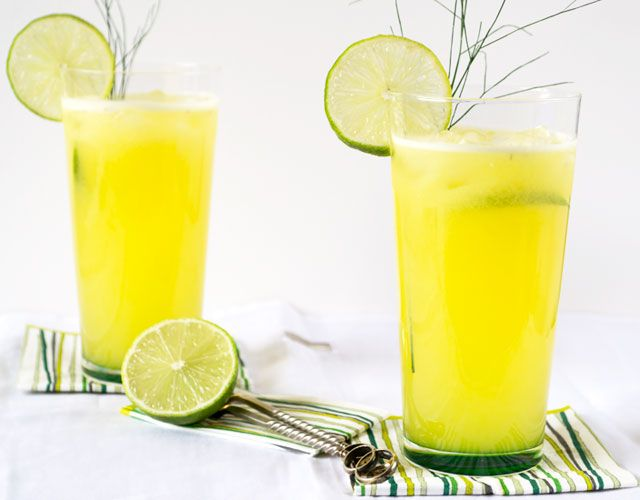 agave a dash of rosemary spring water Vegans Recipe, Citrus Coolers ...