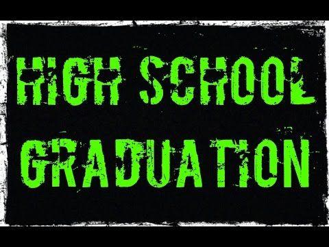 YouTube My high school graduation