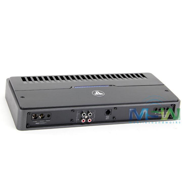 17 best ideas about car audio amplifier audio new jl audio rd1000 1 rd series nexd monoblock class d car audio amplifier