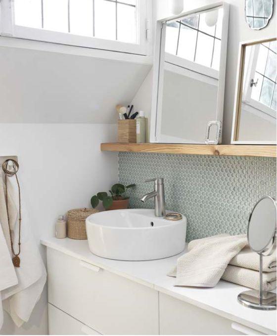 Die besten 25+ Badezimmerspiegel Ideen auf Pinterest einfache - badezimmerschrank mit spiegel