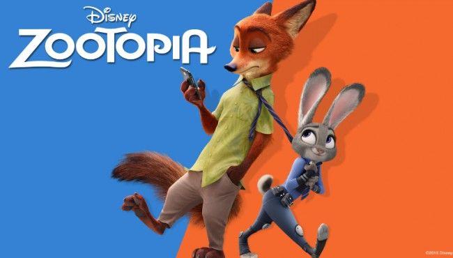 10 Movies like Zootopia #buzzylists