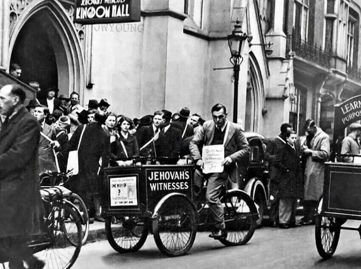 the history of jehovahs witnesses Jehovah's witnesses: origin, founder & history  in this lesson, we look at the origins of the jehovah's witnesses to better understand their faith today.