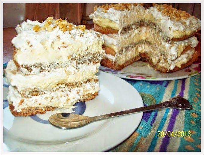 "Dea's Cakes: Tort ""EGIPTEAN 2"""