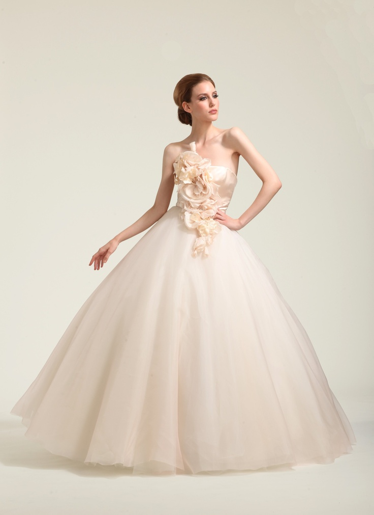 Debutante Rose Gown The Couture Gallery Designer
