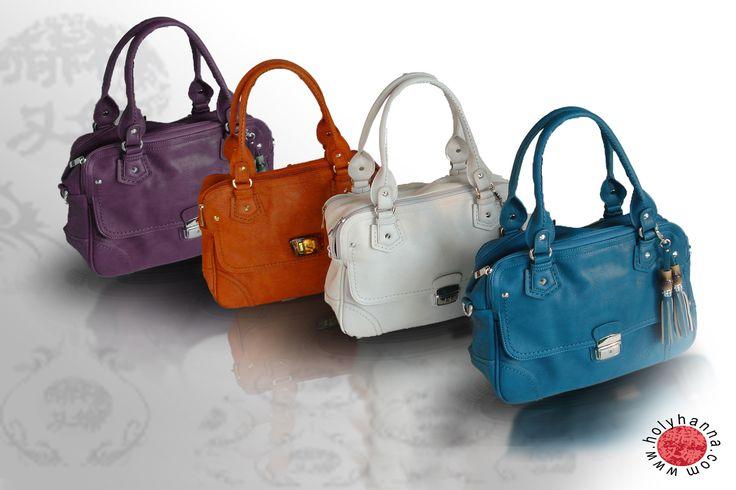 Holy Hanna Handbags - Spring 2014