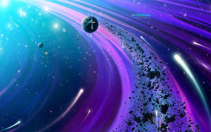 Beautiful Galaxis