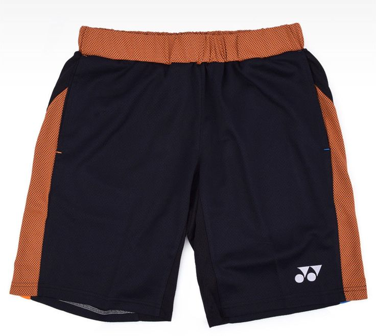 Yonex Men's Badminton Short Pants Lee Chong Wei Sports Clothes Black 15002LCWEX #Yonex