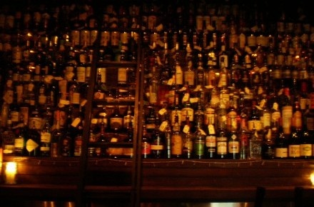 Fond memories of our whisky filled night at The Baxter Inn!