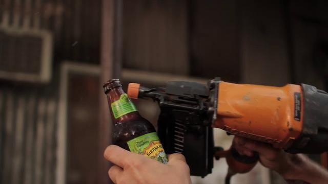 50 ways to open beer bottle