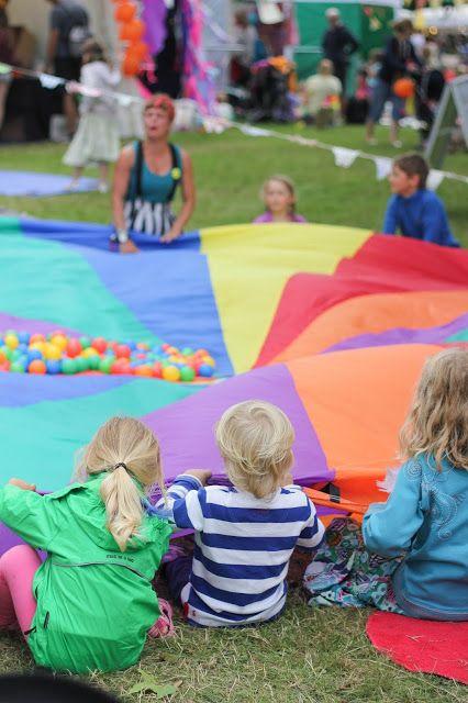 Kids circus fun