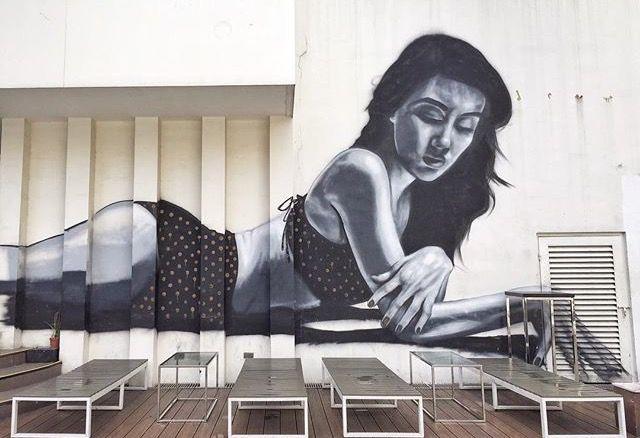 by Drew Merritt in Manila, Philippines, 2016 (LP)